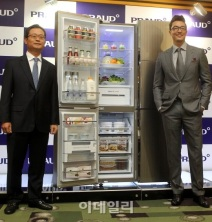 WiniaMando CEO Won Sik Min and Daniel