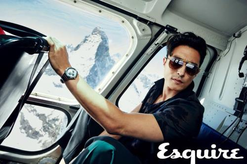 (Photo credit: Esquire Korea FB)