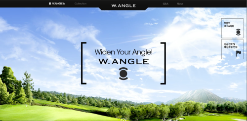 W.ANGLE homepage