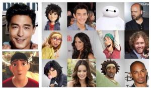 [PIC] See the Voice Actors of Disney's BIG HERO 6! Daniel Henney as Tadashi Hamada